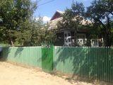 Частный дом с виноградником.
