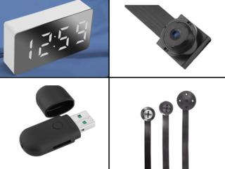Микрокамеры на выбор, microcamere wi-fi