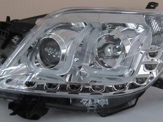 Toyota Prado 150. Фары