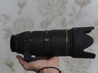 Sigma 70-200mm F2.8 G (Nikon)