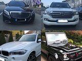 Automobile Noi!!! Pentru nunți și alte ceremonii.