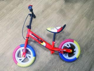 Беговел. Bicicleta copii fară pedale. Calitativă. Nouă. 690 lei
