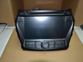 Hyundai Santa FE IX 45. DVD, GPS. Multimedia