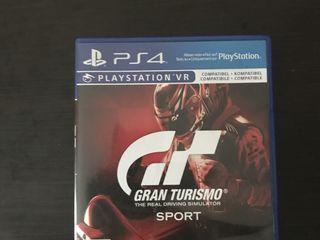 Игра Пс4 Grand Turismo
