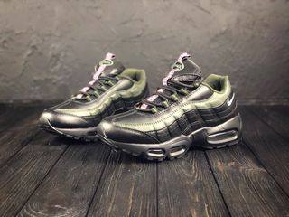 Nike Air Max 95 Black & Green