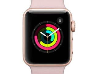 Apple Watch Series 3  1.5'' (38mm) Pink Gold