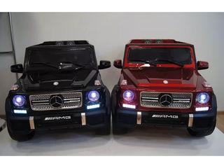 Электромобиль Mercedes Benz G65 AMG. Доставка по всей Молдове - бесплатная!