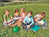 Городской лагерь для школьников 7-11 лет