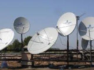 Antene satelit parabolice, instalare, reparare, programare, Ieftin, NTV+  НТВ+