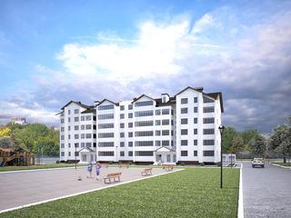 Apartamente noi 1,2,3 camere prima rata 3000E