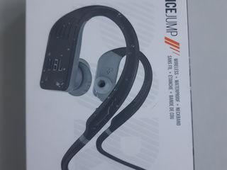 Наушники Wireless In-Ear Sport JBL Endurance Jump, Черный