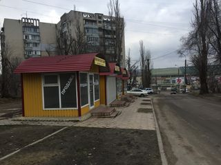 Spatii comerciale 4 gherete Muncesti, Chisinau Коммерческие площади 4 киоски Кишинев ул. Мунчешты