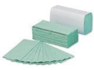 Бумажные полотенца сложенные тип Z-Z