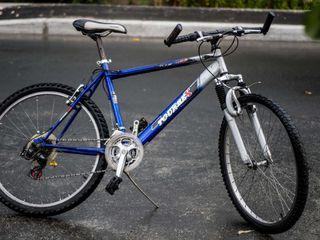 Vînd bicicletă adusă din germania, în stare bună, 21 viteze, la preț de 1600 lei