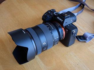 Sony A7iii + Sony 24-105 + Sigma 35 1.4