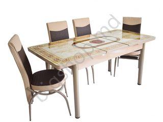 Set MG-Plus Kelebek 2 151 (Masa + 6 scaune), livrare gratuita !