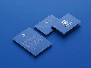Logo Design, Identitate vizuală