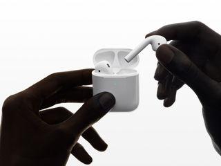 Airpods 2 2019 apple new (уникальные беспроводные наушники) + подарки