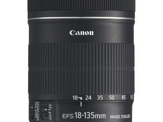 Canon 18-135mm STM.
