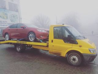 Tractari Auto Chisinau Moldova - Эвакуатор