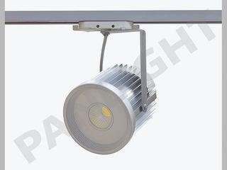 Светодиодные прожектора на шине, track led, panlight, светодиодное освещение в Молдове