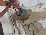 Carotare beton armat. Алмазное сверление