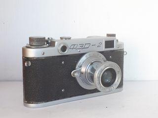 Пленочные фотоаппараты.