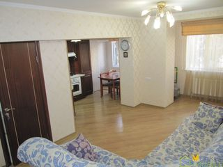 2 ком.кв.,46 м2 + 2 балкона,в самом центре г.Криково,автономка,частично мебель+техника