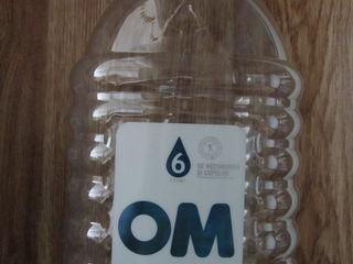пластиковые бутылки 6л от воды Ом