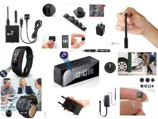wifi usb cu camera video  / incarcator cu camera video   / ceas cu camera video !!!
