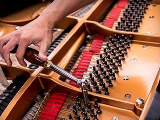 Настройка и ремонт фортепиано и роялей