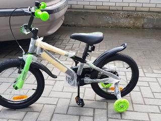Новый детский немецкии велосипед