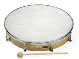 "Sonor CGTHD12N Hand Tambourine - 12"""