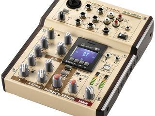 Mixer analogic Phonic AM5GE . livrare în toată Moldova,plata la primire