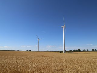 Ветрогенератор Vestas V39-500kW