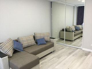 Apartament cu 1 odaie,lunar/saptaminal.totul e nou,intrați si locuiti!