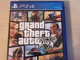GTA 5 PS 4..Nou!