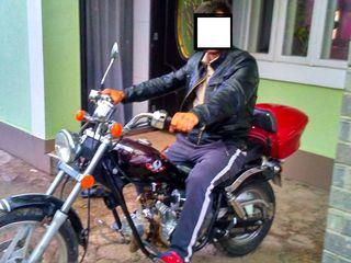 Harley - Davidson DD50E