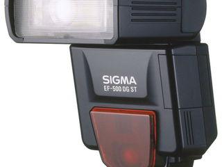 Sigma Ef-500dg St Canon Eos Digital.