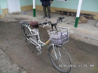velosipet electric