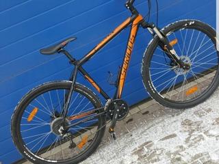 отличный велосипед ! сразу чувствуется немецкое качество !!!