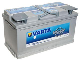 Аккумуляторы Varta Silver,Bosch-S5,S6,Exide,Halk,Mutlu,Autopower-AGM-Gel,Start-Stop-скидки всем!!!