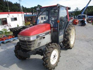 Se vinde tractor Yanmar AF30 cu freza de sol