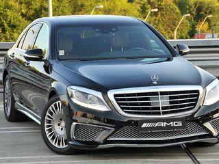 Mercedes S-class w221 w222 alb/negru, la Nunta!!! 110€/zi