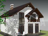 Тёплый и прочный дом 120 м/кв