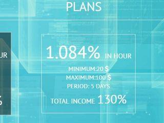 Зарабатываем каждый час! 10% в день