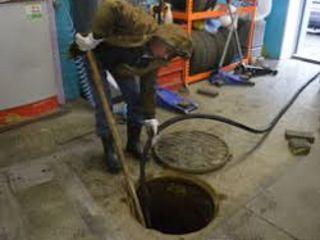 Прочистка канализации и ливневых труб