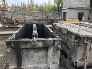 Forma pentru confectionarea blocurilor de beton FS 4