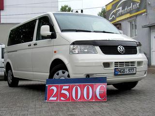 Volkswagen T5 Autoturism 4x4