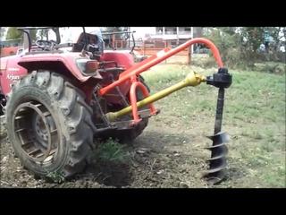 Servici agricole fac borti pentru plantare livezilor
